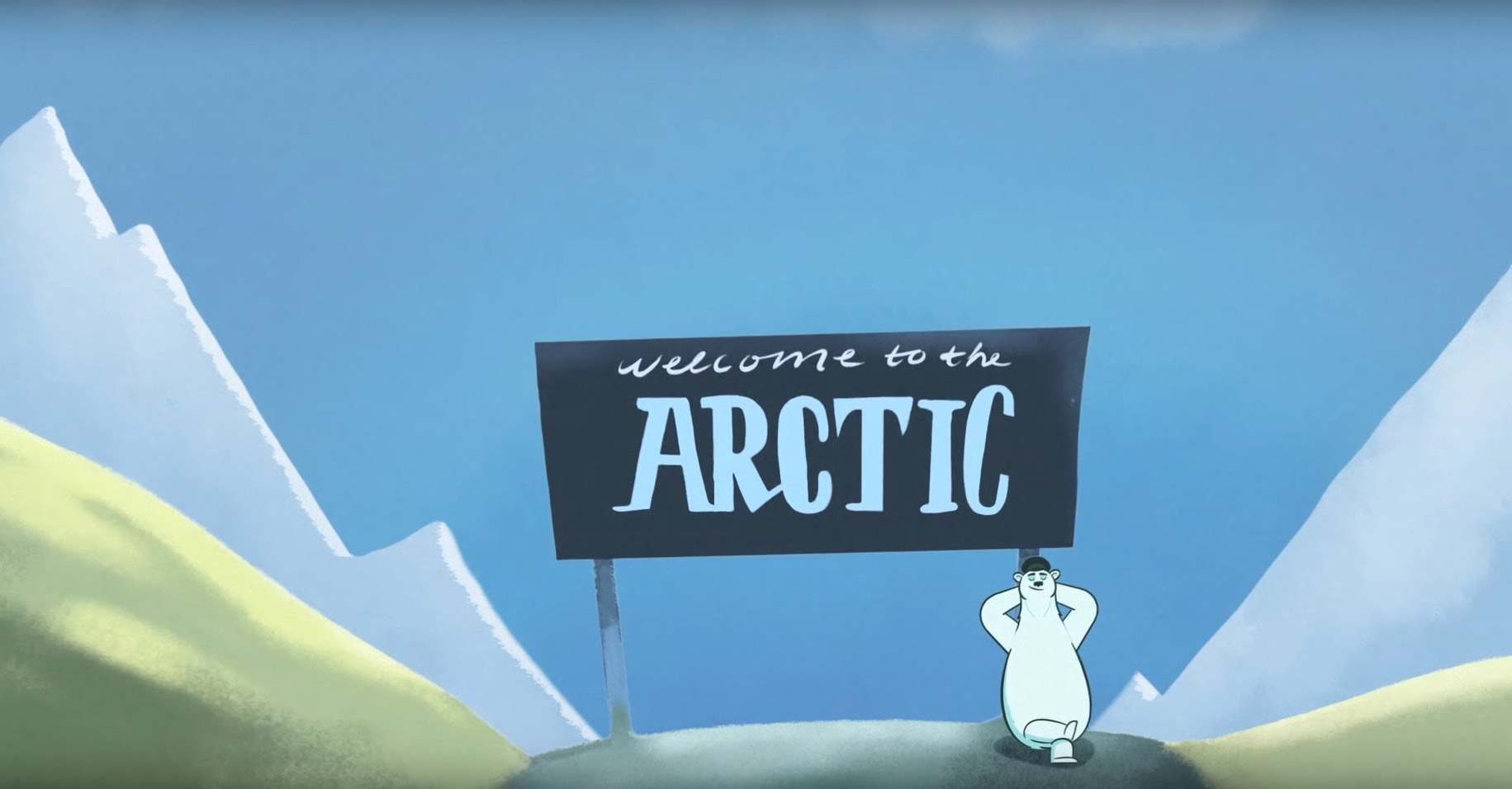 Welcome to the arctic - Arctic travel